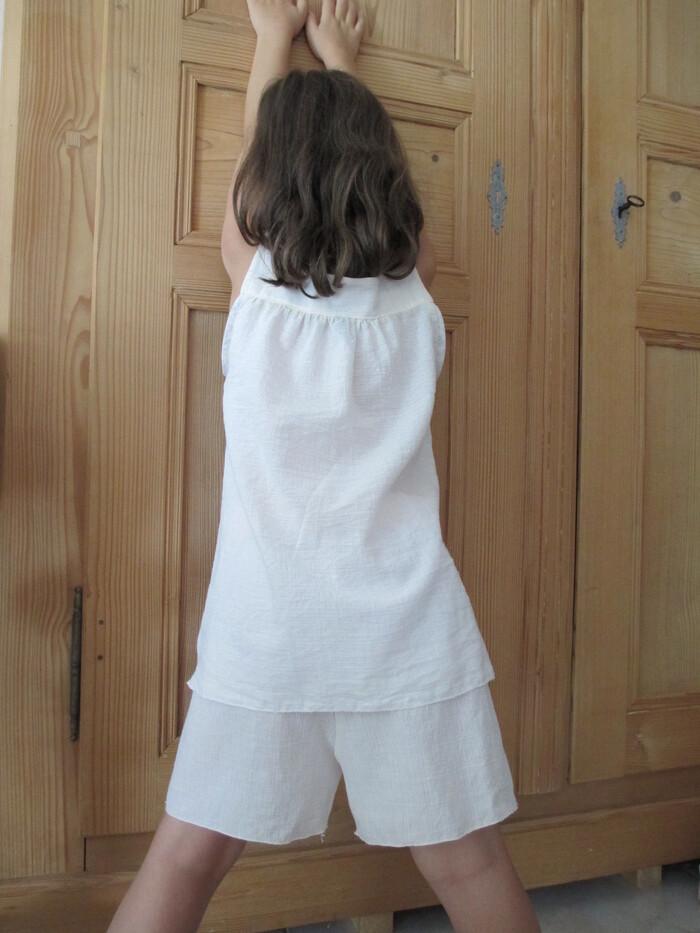Petit pyjama d'été