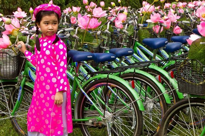 Festival de Ao Dai à Hanoi