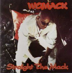 WOMACK - STRAIGHT TO THE MACK (1996)