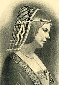 Bienheureuse Louise de Savoie. Clarisse, nièce de Louis XI († 1503)
