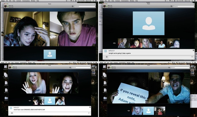 [Blu-ray] Unfriended