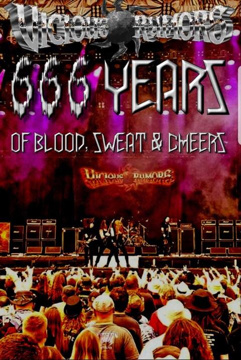 VICIOUS RUMORS annonce un DVD live limité