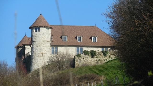 Promenade au Château de Quinsonnas (38)