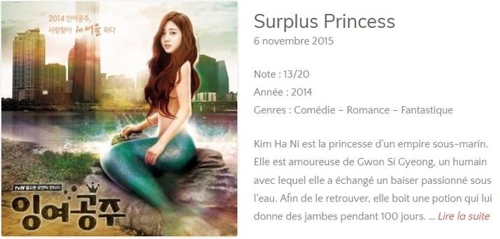 Surplus Princess