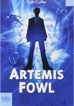 Chronique du livre {Artemis Fowl - 1}