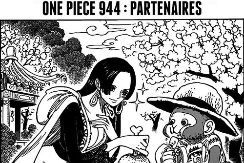 One Piece Scan chapitre 944 en VF Version Française - Lecture en Ligne