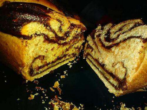 Krantz cake comme dans le meilleur pâtissier (ou presque) {Vegan}