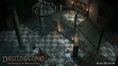 News : Druidstone en alpha-