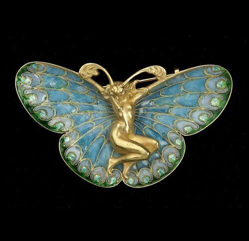 René Lalique Maître joaillier, verrier