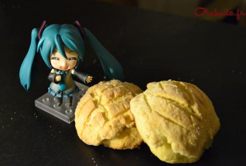 Recette japonaise:Les Melon Pan