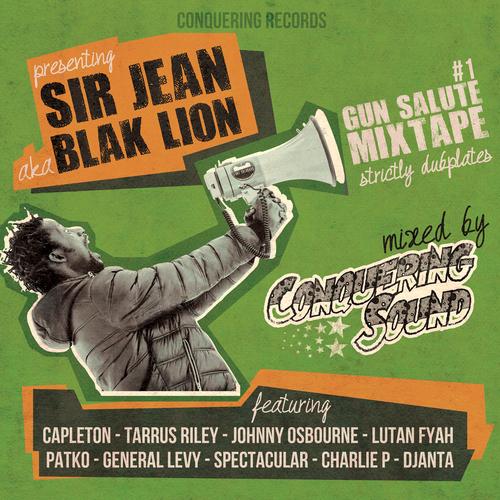 Conquering Sound Feat Sir Jean - Gun Salute Mixtape (2016) [Reggae, Dancehall, Ragga]