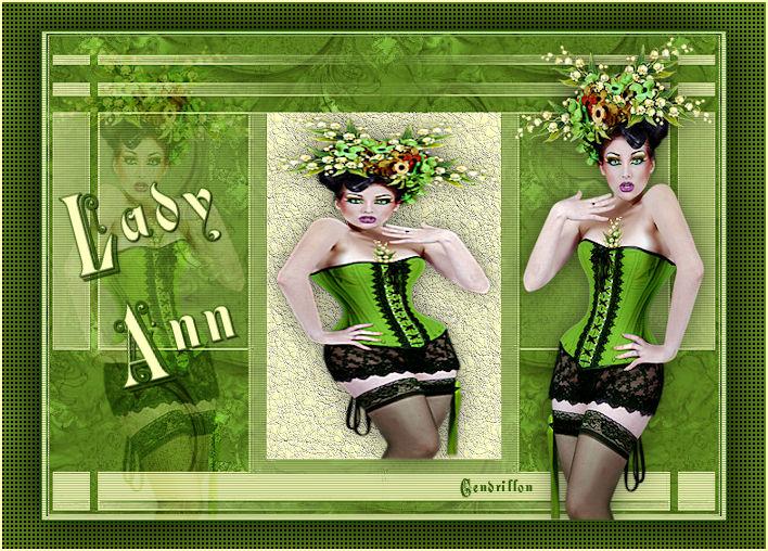 Lady Ann - Saturnella