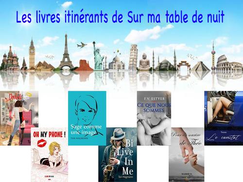 Double jeu de Nessa (Livre itinérant) Nathalie du Blog sur ma table de nuit