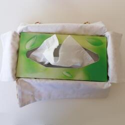 Tuto : Une boîte à mouchoirs