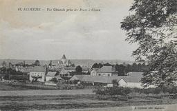 LES REMPARTS D'ECOUCHE ( Orne)