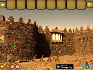 Jouer à Desert Acropolis escape