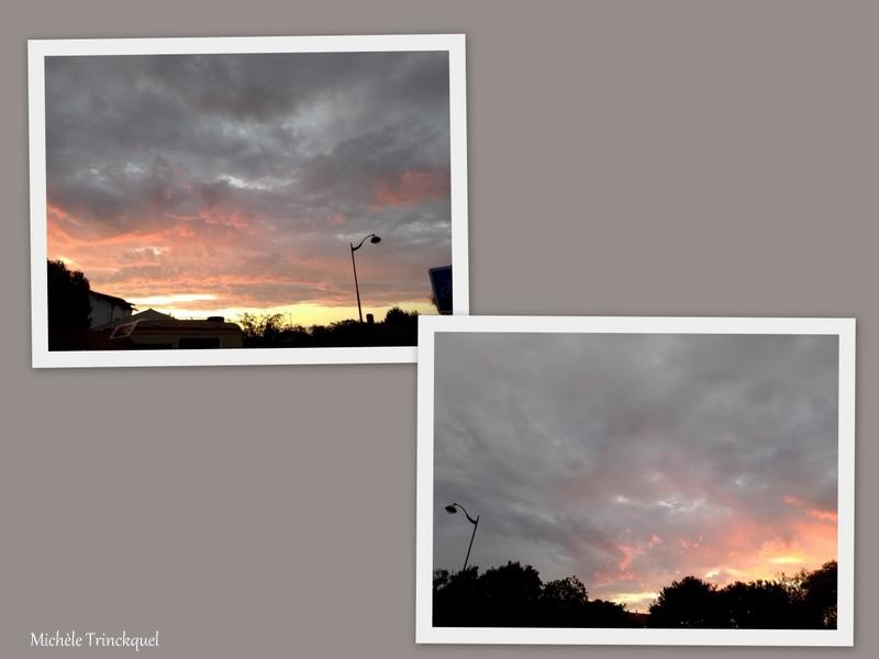 Le ciel au matin du 21 août...