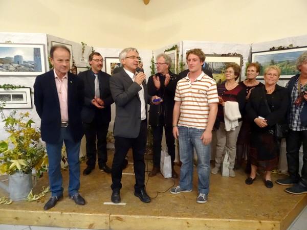 Le 9ème salon d'automne à Chamesson a tenu toutes ses promesses !