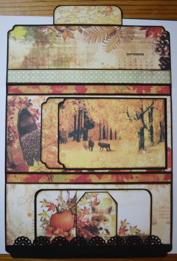 Ronde de cartes des saisons ... - l'automne -5