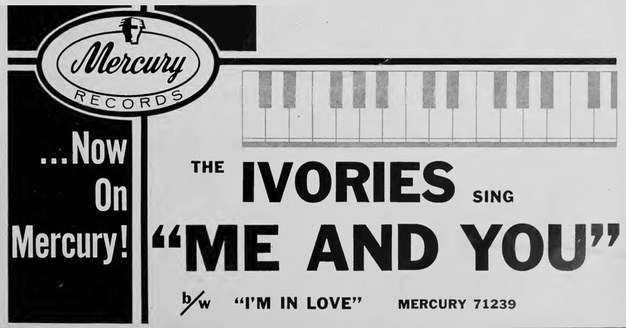 The Ivories (2) aka The Ivoleers