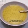 soupe de fanes de carottes au tmix