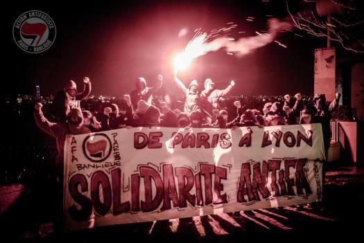 Les antifas : faux rebelles, vrais collabos