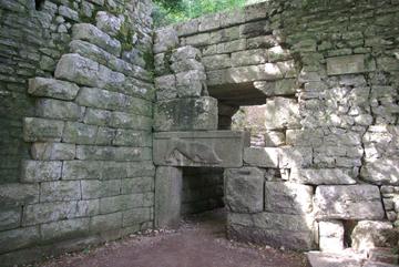Butrint - Porte au Lion