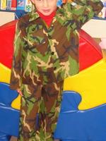 Soldat 7 ans
