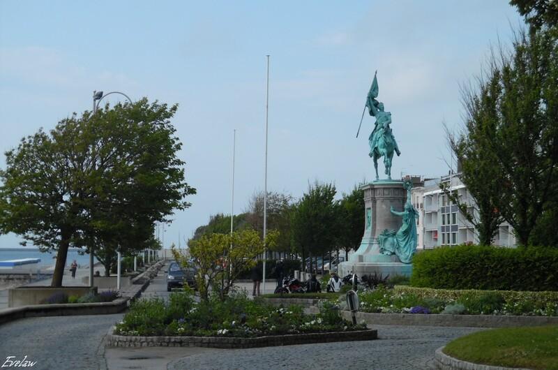 Escapade sur la Côte d'Opale -7- Boulogne sur Mer - La ville Haute suite