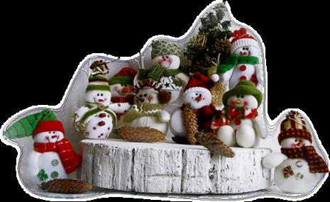 Téli, karácsonyi png képek