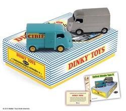 Le coffret « L'indispensable Citroën Type H » Dinky Toys - Hors-série