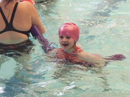 piscine GS - 1ère séance