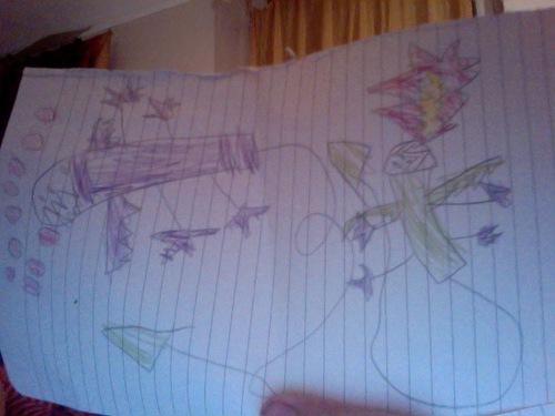 mon premier dessin de dragon