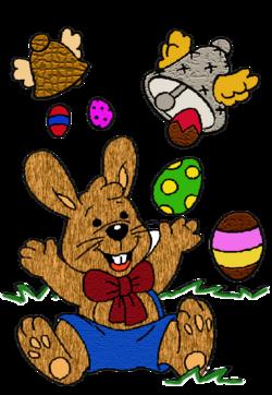 Cliparts PNG pour Pâques