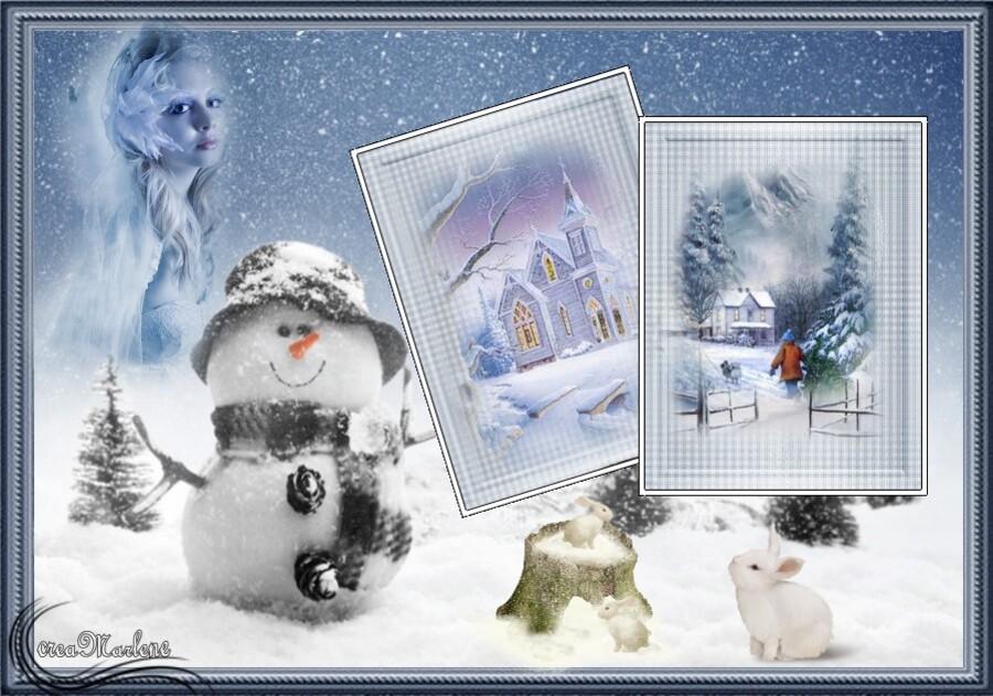 ♥ Il a neigé ♥