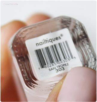 Nailtiques, les vernis couleur protéine (Concours)