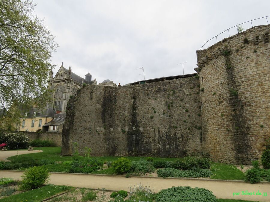 la cathédrale du Mans -3