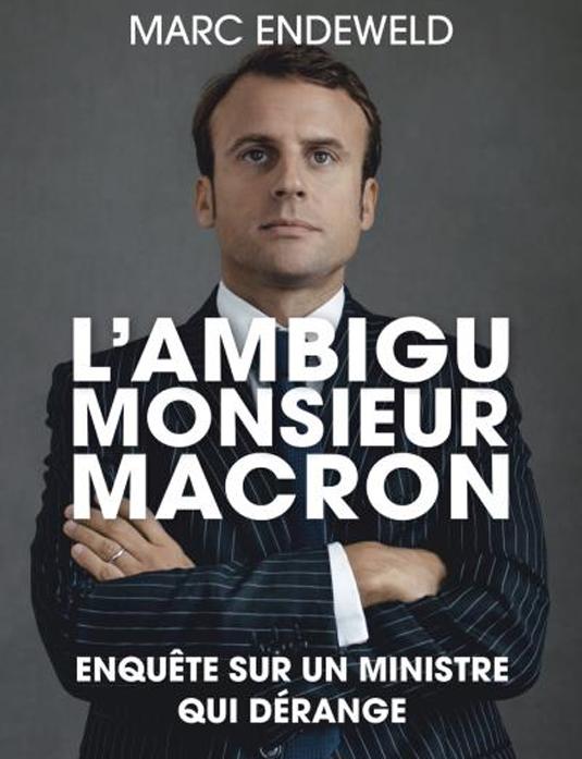 Emmanuel Macron en mission par Rothschild a menti sur son CV aux citoyens !