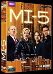 DVD MI5 S8