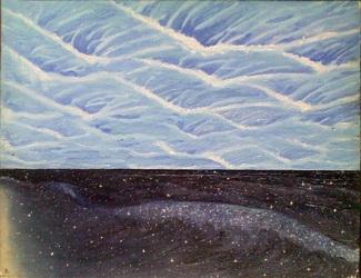 . Peintures de juillet 1986