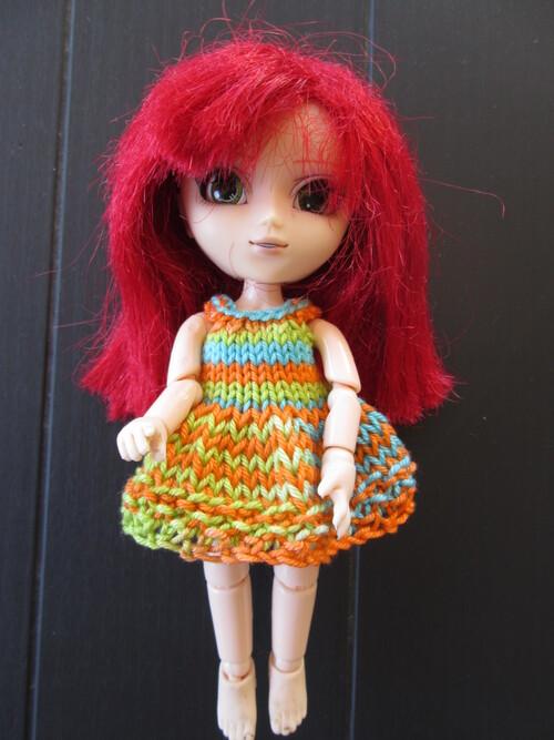 Commande de vêtements pour poupée unique