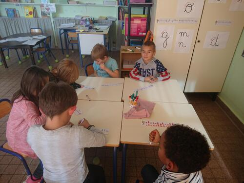 les ateliers de français