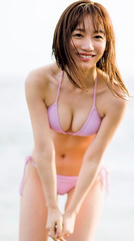 WEB Magazine : ( [FRIDAY Digital - Gravure] - |FRIDAY - 22/03/2020 - Yuna Sekine : 関根優那 グラビアでも注目を集める次世代女優のナイスなバディ| )