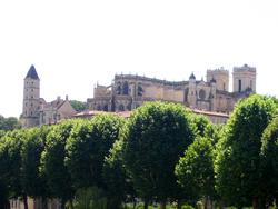 Chemin d'Arles 2008 - Auch (20km)
