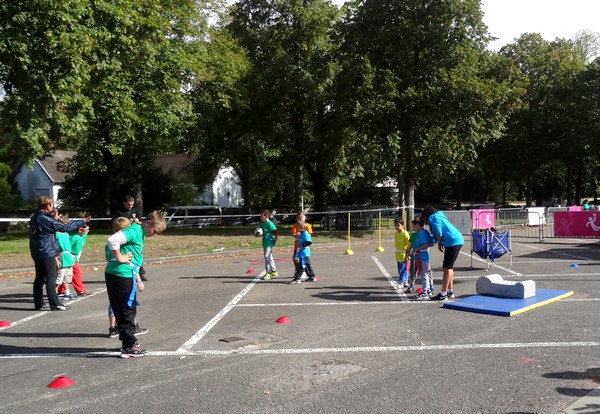 La fête des Sports 2015 de Châtillon sur Seine aura lieu demain, cours l'Abbé