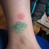 avant tattoo loupé par tatoueur X