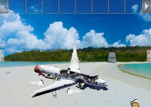 Jouer à Plane crash survival