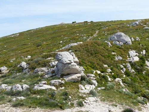 Les 3 monts (Lantin, Carpiagne, Saint Cyr)
