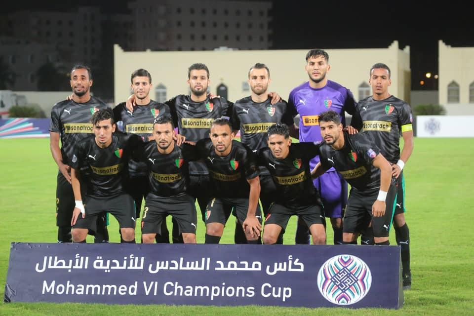 à Salalah Dhofar Club-MCA Match retour
