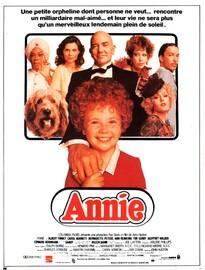 BOX OFFICE FRANCE 1982 ANNIE